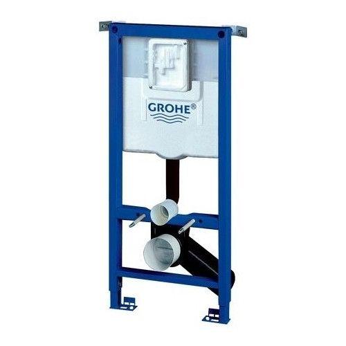 GROHE Potinkinis WC rėmas su laikikliais 2 in 1