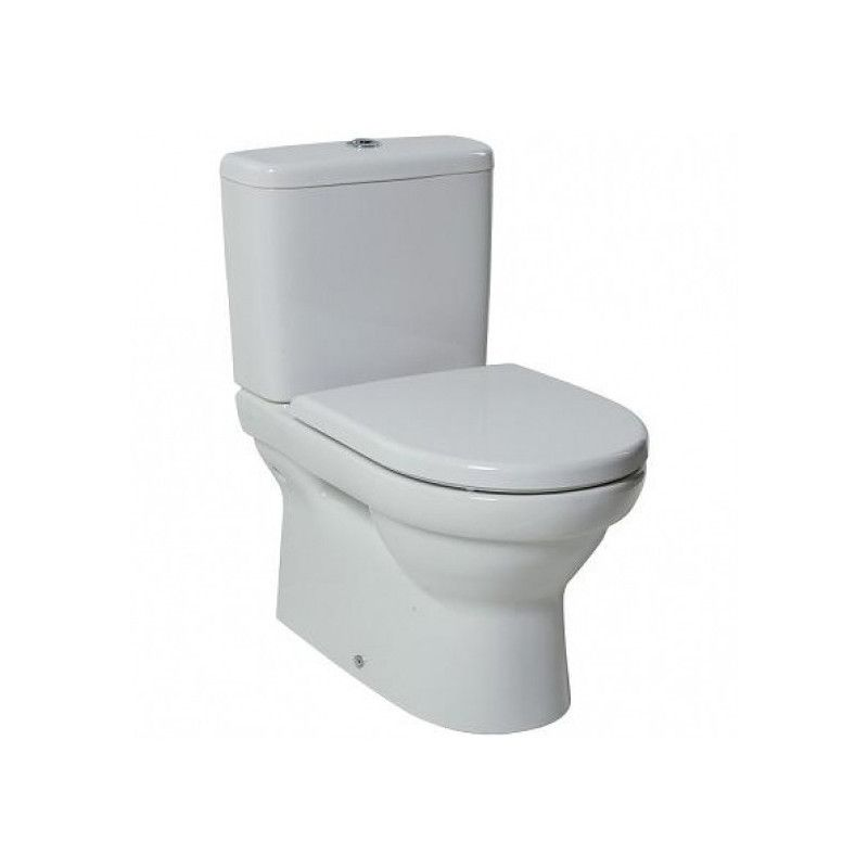 JIKA Tigo pastatomas wc su lėtai užsidarančiu dangčiu