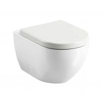 RAVAK Uni Chrome Rim WC puodas