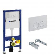GEBERIT Duofix basic WC rėmo komplektas