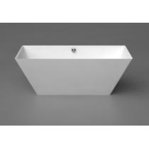 VISPOOL Quadro 175 akmens masės vonia