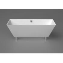 VISPOOL Quadro 175k akmens masės vonia