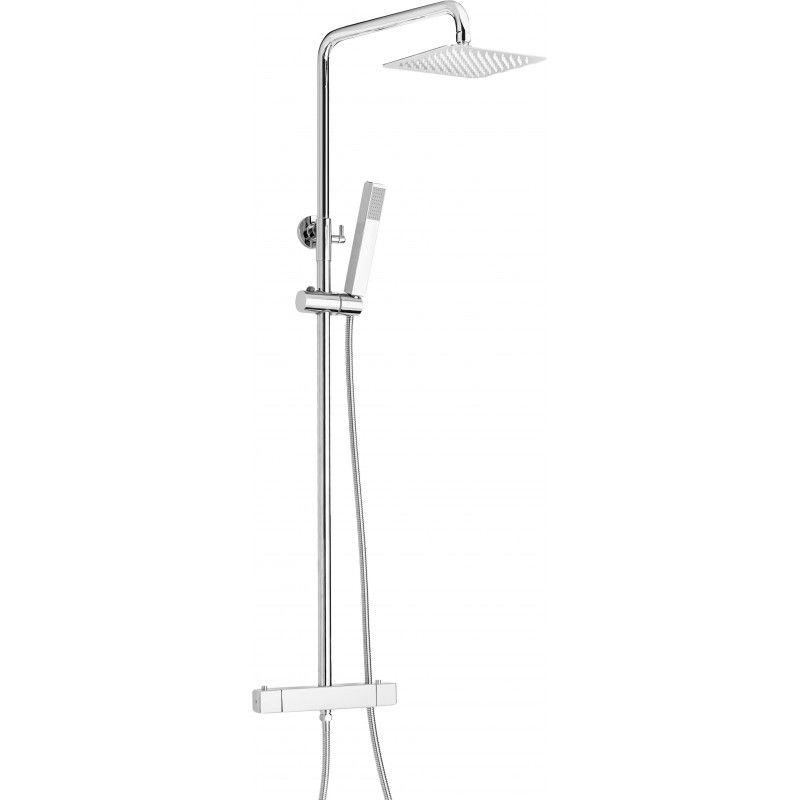 DEANTE Begonia dušo sistema su termostatiniu maišytuvu