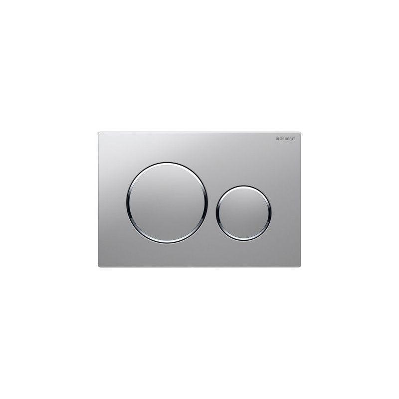 Sigma20 vandens nuleidimo mygtukas