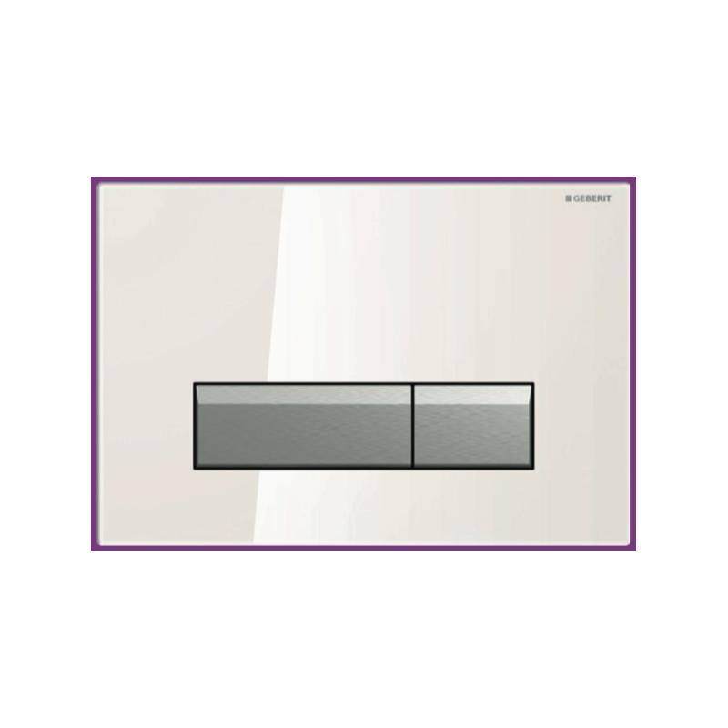 Sigma40 vandens nuleidimo mygtukas su integruota oro filtravimo sistema