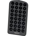 TECElux Mini elektroninės plokštelės programavimo pultelis.