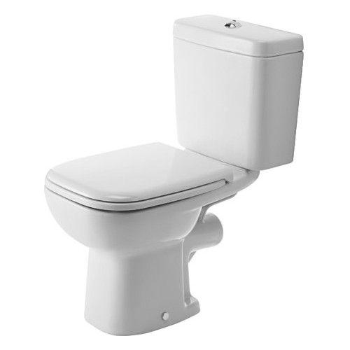 DURAVIT WC puodas pastatomas 65 cm, D-Code