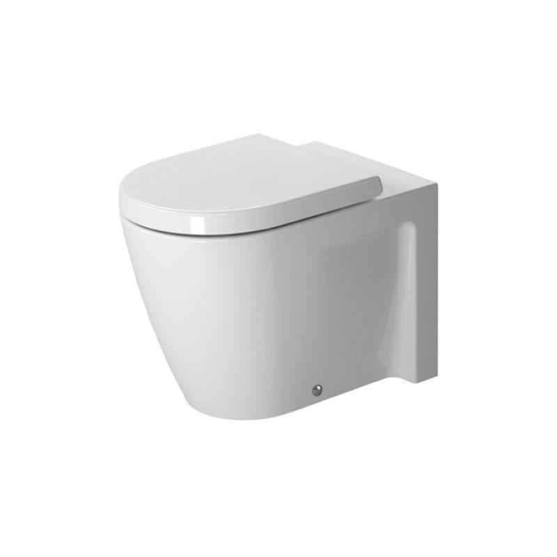 WC puodas pastatomas STARCK 2 aukštas